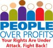 Join the People Over Profits Grassroots Network.